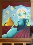Obras de arte: Europa : España : Andalucía_Huelva : Ayamonte : la pipa de los deseos