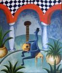 Obras de arte: Europa : España : Andalucía_Huelva : Ayamonte : concierto andalisí
