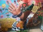 Obras de arte: America : Colombia : Santander_colombia : floridablanca : Parábola de un monje solitario