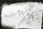 Obras de arte: Europa : España : Extremadura_Badajoz : badajoz_ciudad : Los doce trabajos de Hercules.