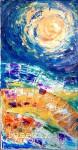 Obras de arte: America : Argentina : Buenos_Aires : Ciudad_de_Buenos_Aires : sol y mar