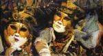 Obras de arte: America : Argentina : Buenos_Aires : Ciudad_de_Buenos_Aires : Una Pareja de Carnaval