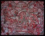 Obras de arte: America : Uruguay : Montevideo : Montevideo_ciudad : Escalera Rojo