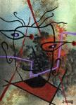 Obras de arte: Europa : España : Andalucía_Sevilla : paso_2 : El tonto del pueblo
