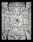 Obras de arte: America : Uruguay : Montevideo : Montevideo_ciudad : Abismo Plateado