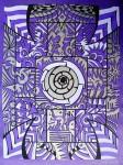 Obras de arte: America : Uruguay : Montevideo : Montevideo_ciudad : Abismo Violeta