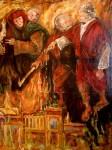 Obras de arte: Europa : España : Navarra : tudela : Lanzadores de cera