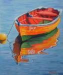Obras de arte: America : Chile : Coquimbo : La_Serena : bote