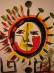 Obras de arte: America : Colombia : Risaralda : Pereira_ciudad : El sol es tambien un ser