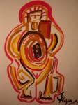 Obras de arte: America : Colombia : Risaralda : Pereira_ciudad : Icono magico