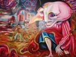 Obras de arte: Europa : Espa�a : Madrid : Madrid_ciudad : La ni�a de Taquile