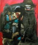 Obras de arte: America : Honduras : Francisco Morazan : Tegucigalpa : powerful