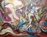 Obras de arte: Europa : Espa�a : Madrid : Madrid_ciudad : D�a de Revolc�n