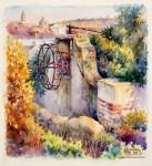 Obras de arte: Europa : España : Andalucía_Huelva : ARACENA : A NORA ESQUECIDA
