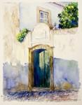 Obras de arte: Europa : España : Andalucía_Huelva : ARACENA : RESIDENCIA DA FAMILIA LACERDA