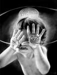 Obras de arte: America : México : Veracruz-Llave : Xalapa : Vida infinita