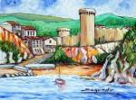Obras de arte: Europa : España : Catalunya_Barcelona : Badalona : TOSSA DE MAR