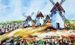 Obras de arte: Europa : España : Catalunya_Barcelona : Badalona : LA MANCHA