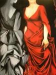 Obras de arte: America : Argentina : Buenos_Aires : CABA : El lado oscuro.