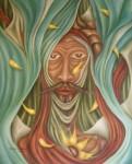 Obras de arte: America : Puerto_Rico : San_Juan_Puerto_Rico : Manati : LA LOCURA DEL QUIJOTE