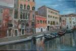 Obras de arte: Europa : España : Andalucía_Málaga : Nerja : canal de Venecia