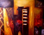 Obras de arte: America : Panamá : Panama-region : Panamá_centro : Rapsodia Bohemia