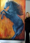 Obras de arte: America : Panamá : Panama-region : Panamá_centro : Blue Grass