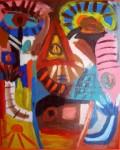 Obras de arte: Europa : España : Islas_Baleares : palma_de_mallorca : mandril