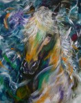 Obras de arte: America : México : Mexico_Distrito-Federal : Ciudad_Satelite : De aquí a allá