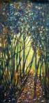 Obras de arte: America : Panam� : Panama-region : BellaVista : SENDERO