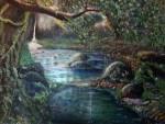 Obras de arte: America : Panamá : Panama-region : BellaVista : ESPACIO INTERIOR