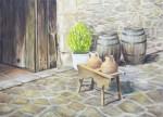 Obras de arte: Europa : España : Aragón_Teruel : Aguaviva : recuerdos