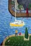 Obras de arte: Europa : España : Andalucía_Huelva : Ayamonte : esquina de la darsena