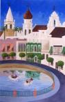 Obras de arte: Europa : España : Andalucía_Huelva : Ayamonte : LAS TRES TORRES
