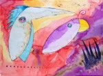 Obras de arte: America : Uruguay : Montevideo : Montevideo_ciudad : Aves