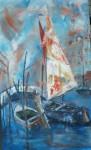 Obras de arte: America : Argentina : Buenos_Aires : Tigre : Con viento a favor