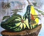 Obras de arte: America : Estados_Unidos : Florida : miami : explorador en turno