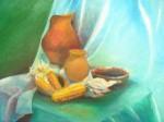 Obras de arte: America : Argentina : Buenos_Aires : BELGRANO :  La cosecha