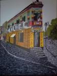 Obras de arte: America : Argentina : Buenos_Aires : lanus : caminito