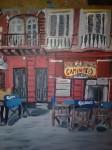 Obras de arte: America : Argentina : Buenos_Aires : lanus : bar tango