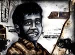 Obras de arte: America : México : Chiapas : Tapachula : Smyle mi little boy