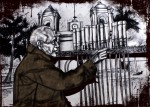 Obras de arte: America : México : Chiapas : Tapachula : San Agustín