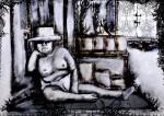 Obras de arte: America : México : Chiapas : Tapachula : Mazateco