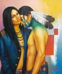 Obras de arte: America : Perú : Lima : chosica : Cradle of Love