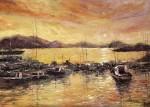 Obras de arte: Europa : España : Andalucía_Málaga : Málaga : marina 1
