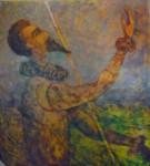Obras de arte: Europa : España : Castilla_la_Mancha_Cuenca : las-mesas : Quijote1