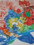 Obras de arte: Europa : España : Euskadi_Guipúzcoa : San_Sebastian : Boomba! arriba con el tiriro, río, abajo con el toreo, feo