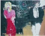 Obras de arte: America : Argentina : Mendoza : godoy_cruz : courtney love & john cale
