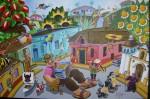 Obras de arte: America : Colombia : Santander_colombia : floridablanca : MACONDO I
