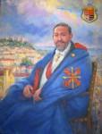 Obras de arte: Europa : España : Andalucía_Huelva : ARACENA : Excmo Sr Don Vitor Escudero